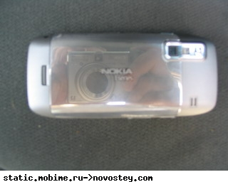 """Шпионские"" фотографии Nokia E75"