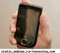 ASUS P565 еще один смартфон на ОС Windows Mobile 6.1