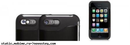 Griffin AirCurve и Clarifi – новые аксессуары для iPhone 3G