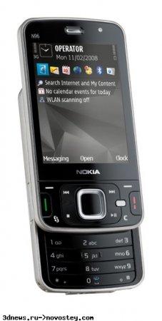 Nokia N96 в России за 32000 рублей