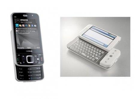 Nokia не боится телефона от Google