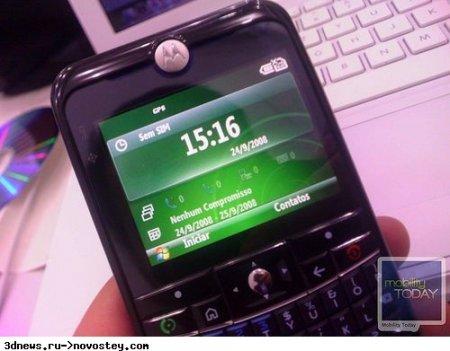 Motorola Q11 - первые фото и подробности