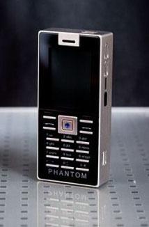 Incrudo Phantom — очень прочный элитный телефон