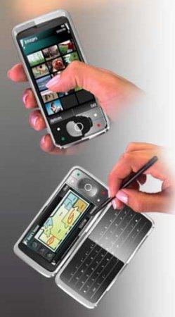 Nokia Communicator будет с QWERTY-клавиатурой и сенсорным дисплеем