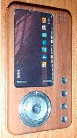 Деревофон от Nokia