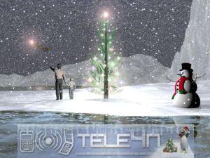 Поздравляем Вас с Новым Годом и Рождеством Христовым