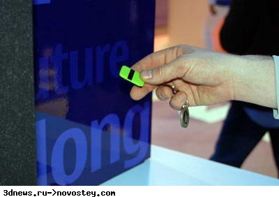 CES 2009: Nokia Locate Sensor – ничего не потеряется