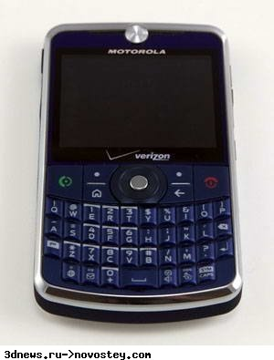 Motorola Q9 Napoleon – последний смартфон из серии Q
