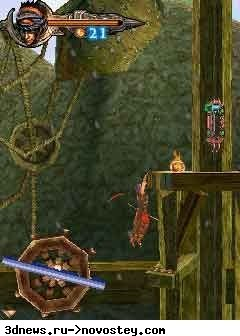 Gameloft выпустила Prince of Persia для N-Gage
