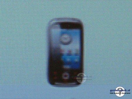 Samsung подготовил первый «гуглофон»