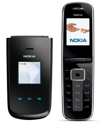 Музыкальная раскладушка без излишеств Nokia 3606