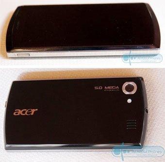 Первая информация о характеристиках Acer F1