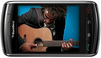 RIM хочет запустить мобильное ТВ для BlackBerry ?