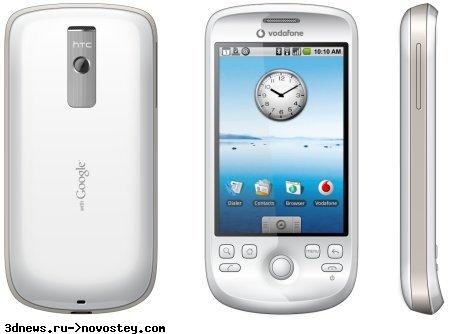 Падение продаж телефонов остановится в 2010 году
