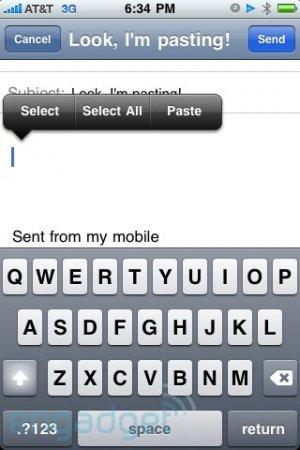 Скриншоты новой операционной системы Apple