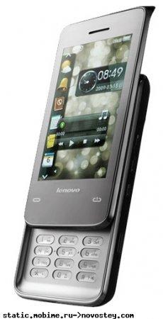Сенсорный мобильный телефон Lenovo X1