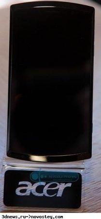 Смартфон Acer F1 будет включать 800-МГц чип