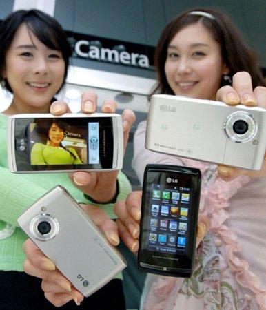 Камерофон LG GC900 Viewty Smart – официальнее не бывает