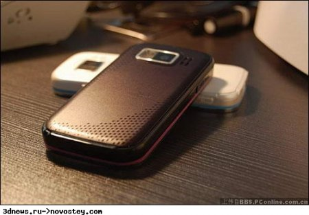 Nokia 5530 XpressMusic – доступный тачфон