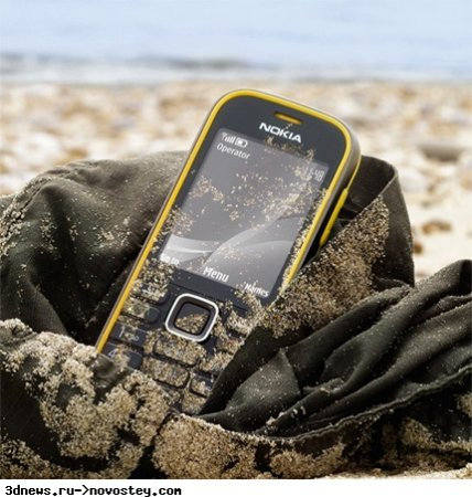 """""""Неубиваемая"""" Nokia 3720 представлена официально"""