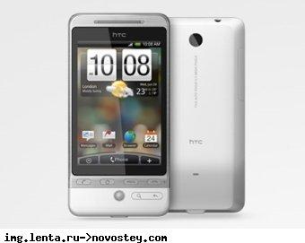 Компания МТС назвала дату выхода гуглофона HTC Hero в России