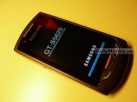 Новый тачфон от Samsung