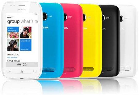 Nokia представила смартфоны Lumia 800 и 710 на базе WP 7.5