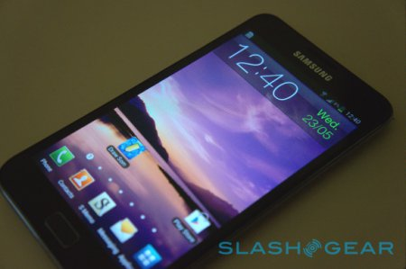 Samsung Galaxy Note II может выйти в октябре этого года