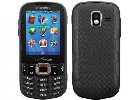 Samsung Intensity III - бюджетный телефон с серьезной защитой