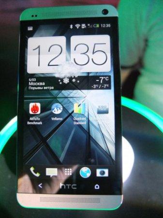 В Москве представлен HTC One