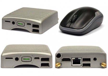 CompuLab Utilite2 самый маленький компьютер в мире.