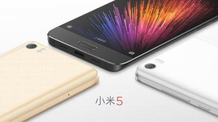 Флагманский смартфон Xiaomi Mi5