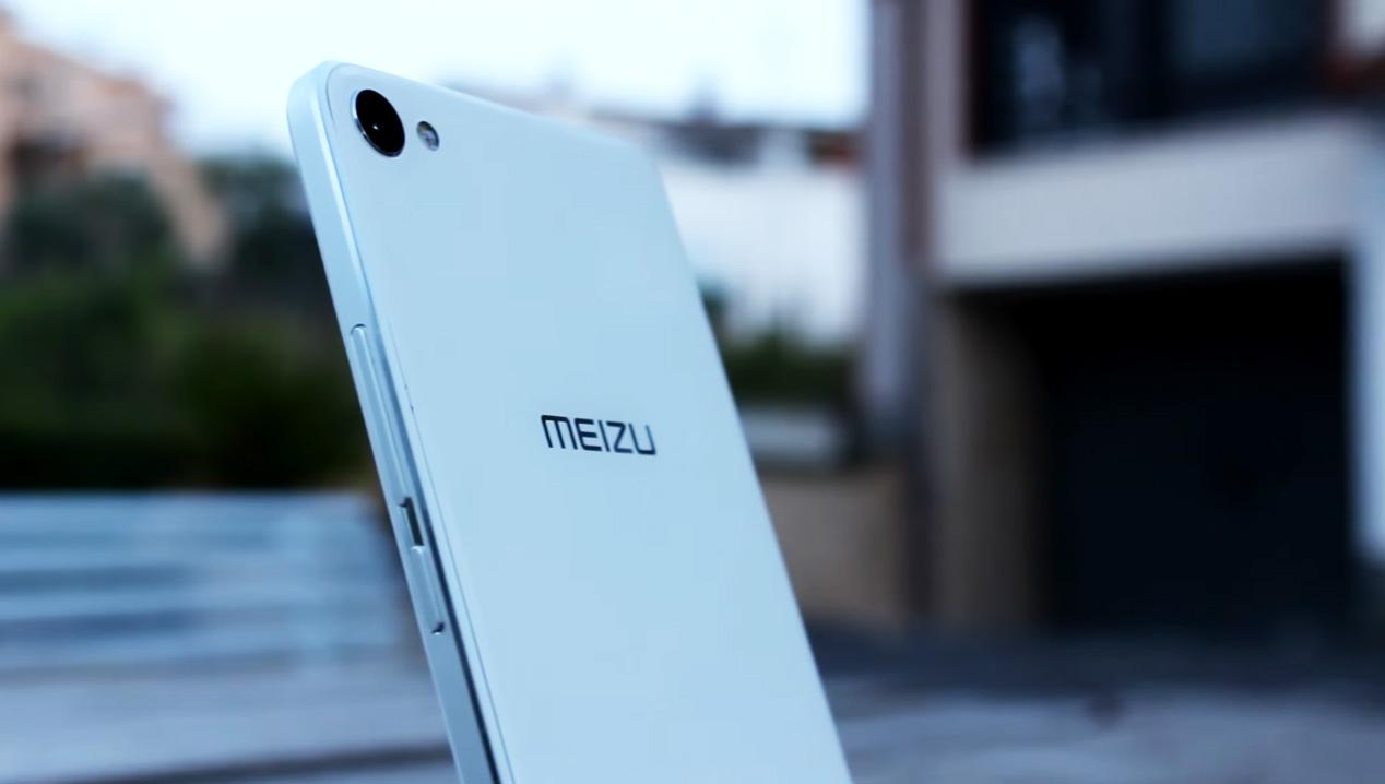 Внешний вид Meizu U20
