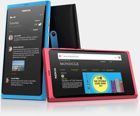 Nokia раскрыла подробности российского запуска N9