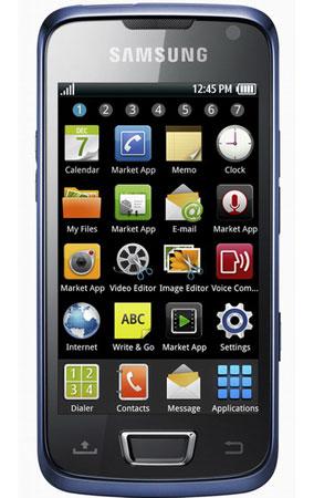 MWC 2010: сенсорный телефон с пикопроектором