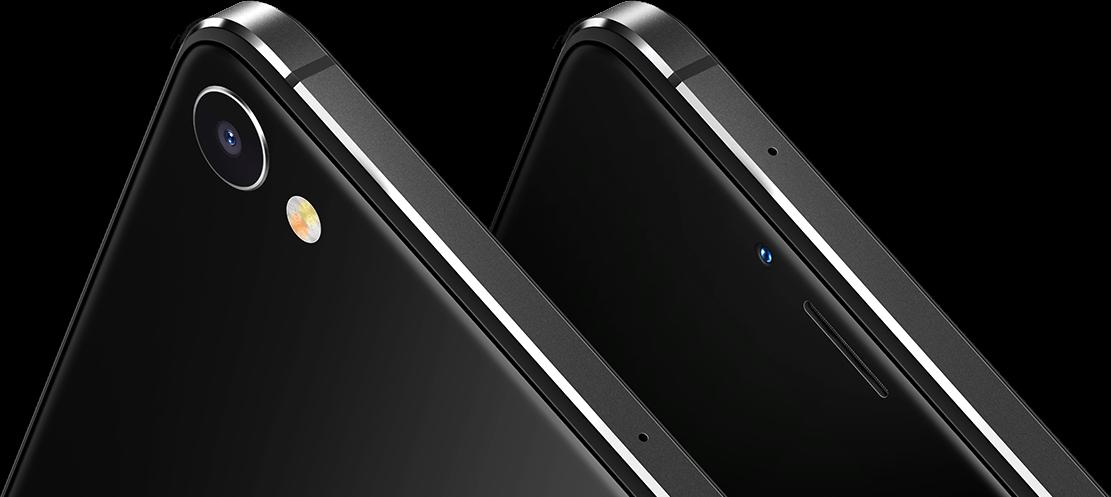 Камеры смартфона Meizu U20