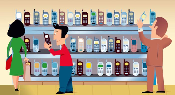 Приобретение телефона: что и как проверять в магазине?