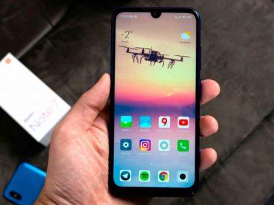 Обзор, цена и дата выхода в России смартфона Xiaomi Redmi Note 7 Pro в 2019