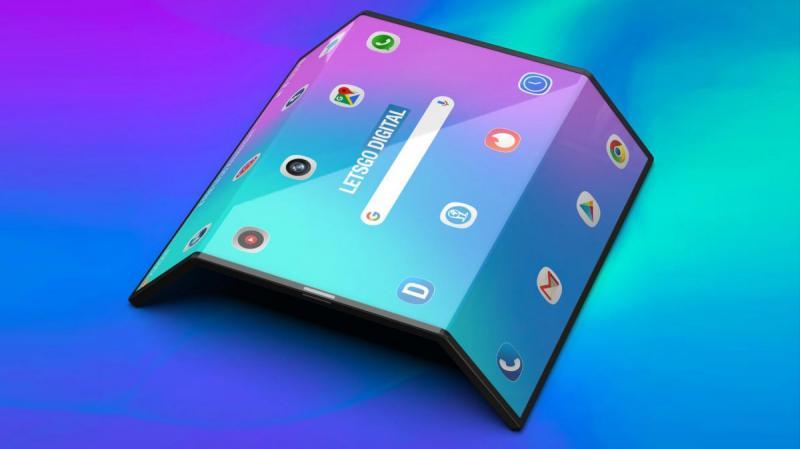 Xiaomi Mi Flex с гибким экраном: сколько стоит