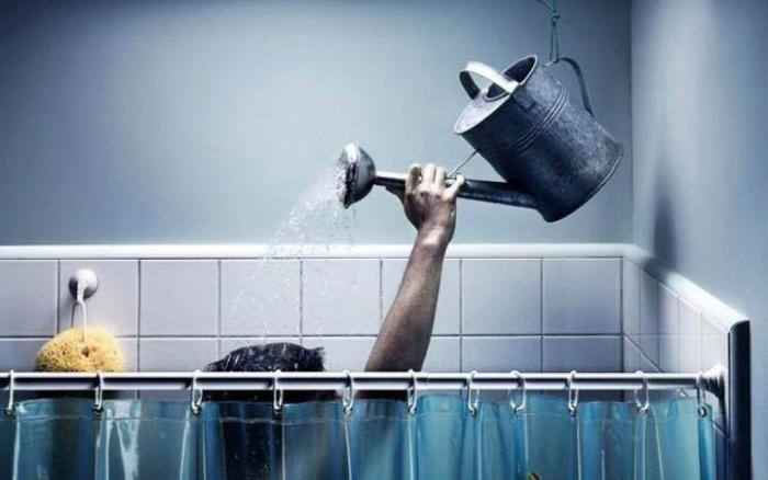 График отключения горячей воды в Москве