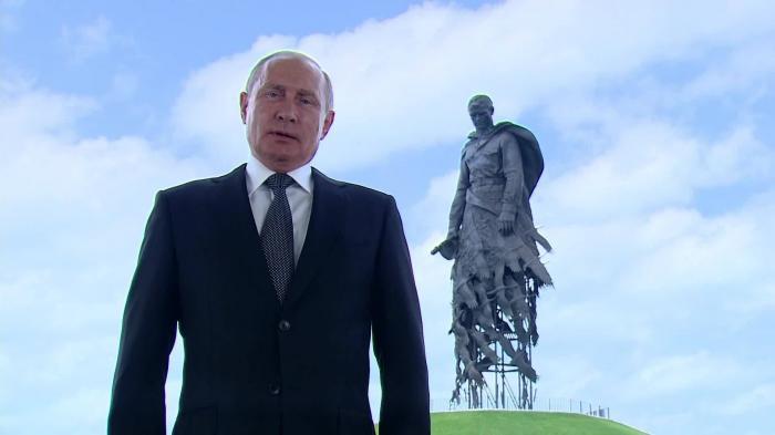 Итоги обращения Путина 30 июня, видео