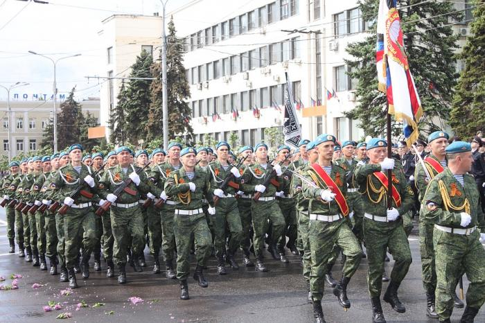 Какие города отменили проведение парада Победы в 2020 году?