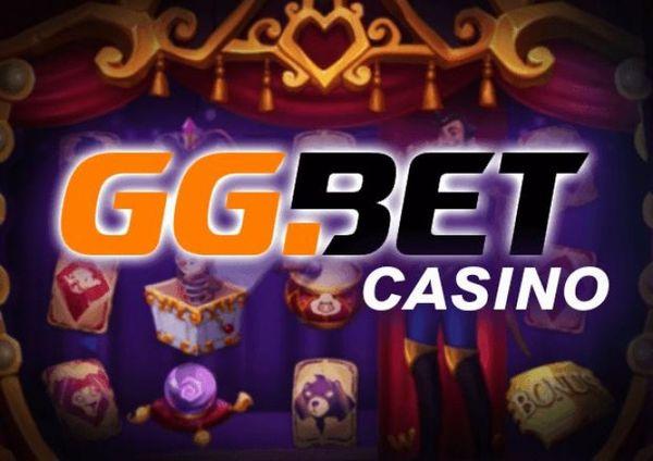Официальное онлайн казино GGBET