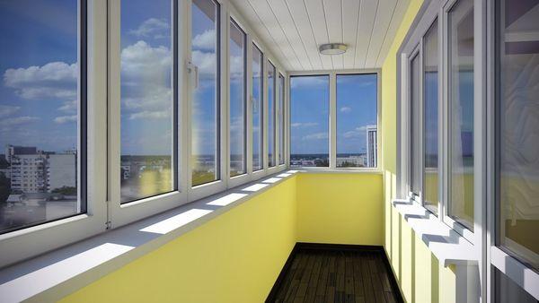 Остекление балконов и лоджий – стильное и практичное решение