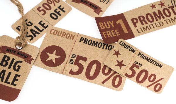 Купоны – как вариант привлечения большего количество клиентов
