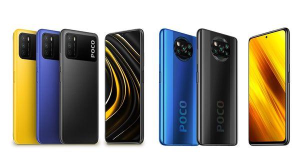 Краткий обзор Xiaomi Poco X3 и M3