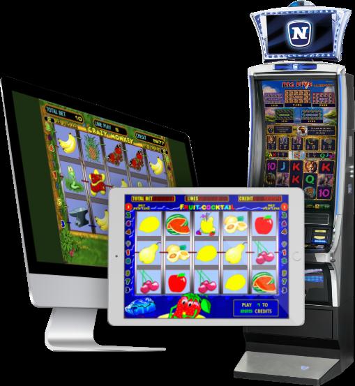 Система для онлайн клубов Novotech Casino