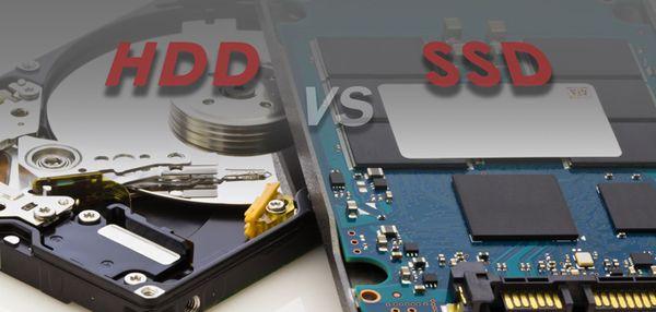 HDD vs SSD - какая технология хранения вам подходит?