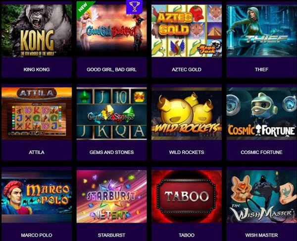 Космолот – лучшее казино Украины на деньги