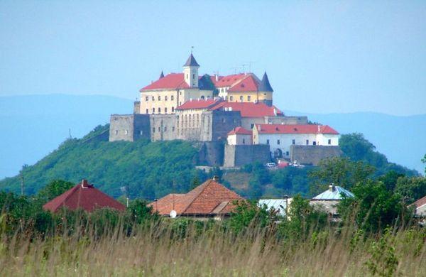 Отдых в Мукачево - куда пойти и что посмотреть туристу?